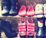 my shoes by Fashionblogger