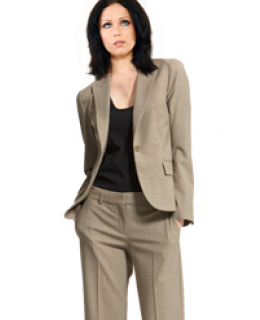 Office pant suit