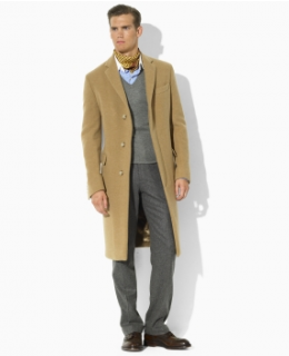 Howard Wool Top Coat