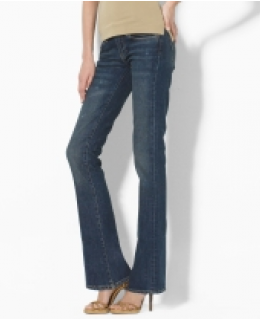 Classic Stretch Bootcut Women's Jeans