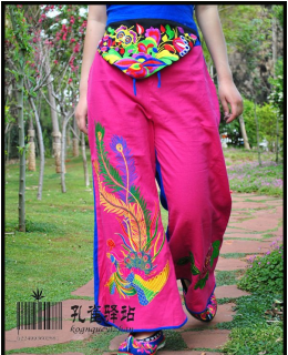 Chinese National trousers