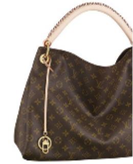 New Louis Vuitton Canvas Artsy GM M40259 Bag -$249