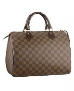 Louis Vutton Damier Canvas Speedy 30 N41531-$168