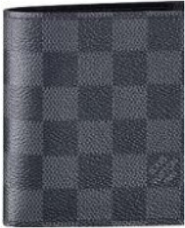 LV Damier Graphite Marco Men's Wallet N62664