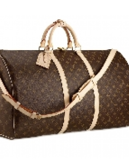 Buy LV Keepall 60 with Shoulder Strap M41412 Duffle -$289