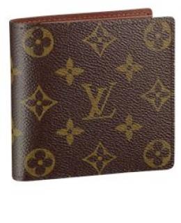 Buy LV Monogram Canvas Marco Wallet M61675 -$86