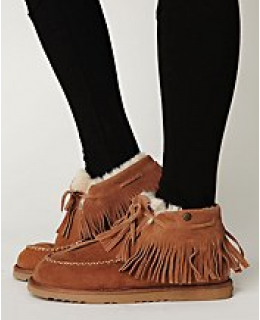 Fringe Boots from Free People