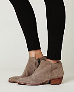 Sam Edelman Shoes- Petty Suede Ankle Boot