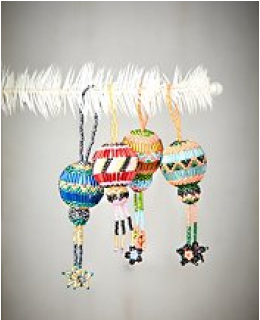 Gifts- Beaded Decorations