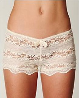 Layered Bloomers- Linear Lace Bloomer