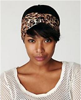Headbands- Leopard Turban