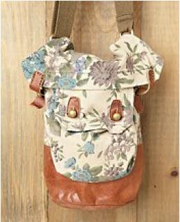 Satchel Bag- Ranger Washed Mini Satchel
