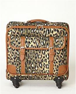 Weekenders- Sixties Roller Bag