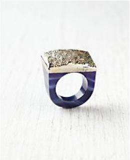 Dara Ettinger Jewelry-  Barracuda Ring