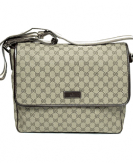 Gucci Delave Flap Messenger | Queen Bee of Beverly Hills