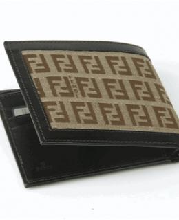 Fendi FF Logo Wallets