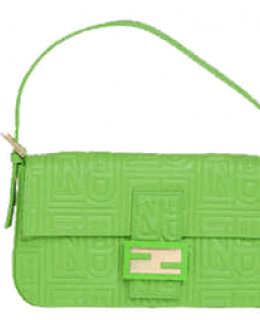 Fendi Nero Collection Baguettes Green