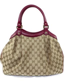 Gucci Sukey Bag Plum