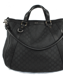Gucci Abbey Convertible Bag Black