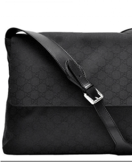 Gucci Diaper Bag GG Logo