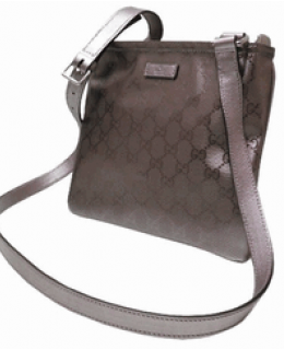 Gucci Imprime Messenger Purple