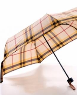 Burberry Nova Check Umbrella