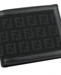 Fendi Designer Logo Wallets