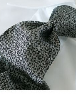 Gucci Mens Silk Necktie 207380