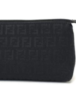 Fendi Makeup Cases Black