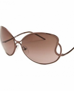 Fendi Bronze Oversized Sunglasses