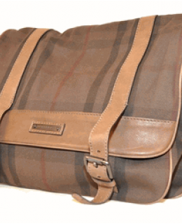 Burberry Crawford Messenger Bag