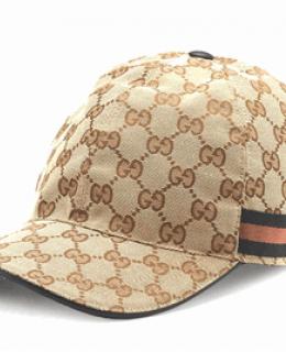 Gucci Jacquard Baseball Hat