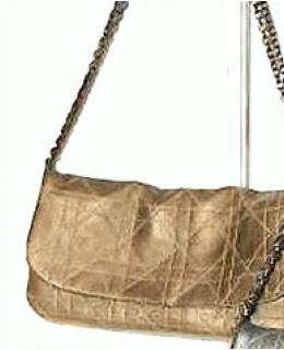 Christian Dior 'Lady Dior' Cannage Clutch