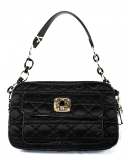 Dior Black Lady Dior Bag