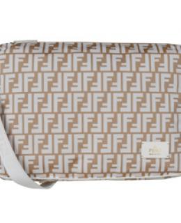 Fendi Messenger Laptop Bag Tracolla Zucca