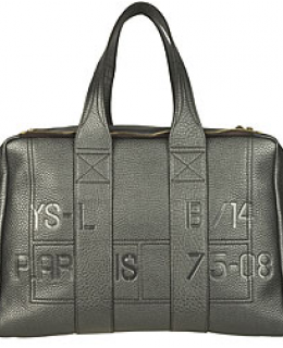 Yves Saint Laurent ID Leather Bag