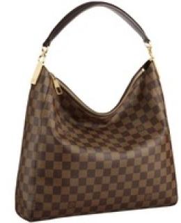 Louis Vuitton Damier Ebene Portobello GM N41185 -$289