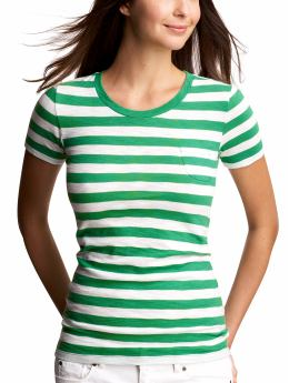 The striped summer T